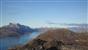 Billede fra Lille Malene med Sermitsiaq i baggrunden. [3.32 MB] downloadet 215 gange.