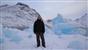 Gustav på et flydende isbjerg. [3.29 MB] downloadet 231 gange.